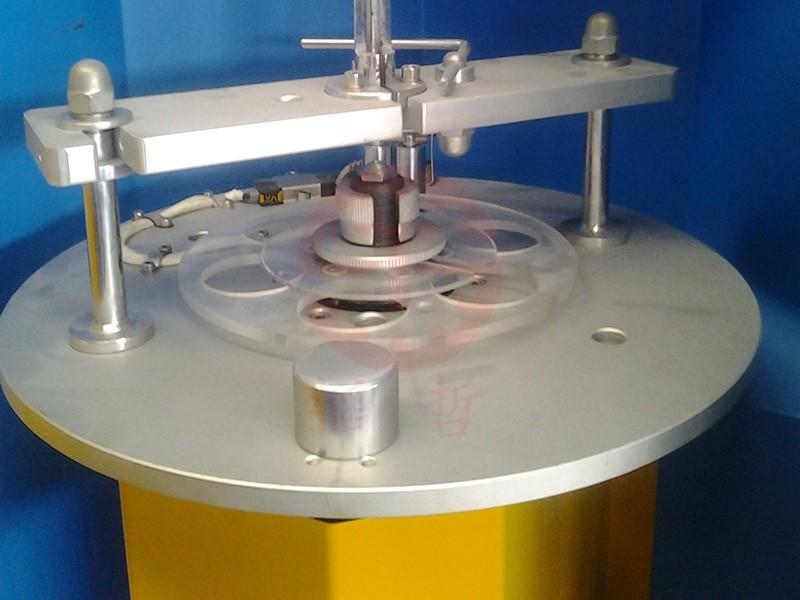 PTFE薄膜立式双层包带机