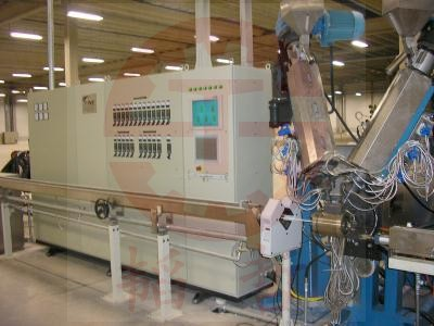 FEP 高压氮气物理发泡生产线